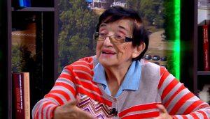 79-годишната баба Мика открива новия парламент