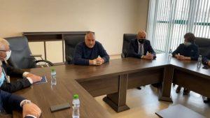 Борисов представи кабинета на ГЕРБ: Любен Дилов - министър на туризма, Делян Добрев се завръща в енергетиката