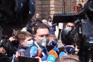 Даниел Митов: Първо ще търсим подкрепа от ДБ за съставяне на правителство