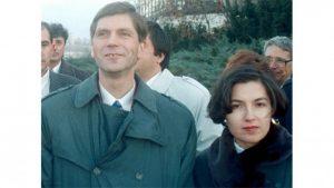 Жената на Жан Виденов - крупна бизнес дама